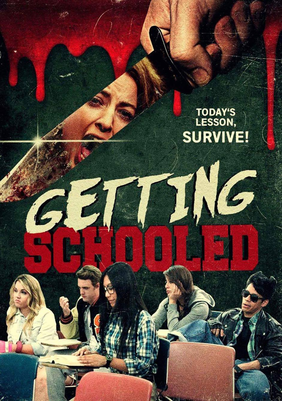 فيلم Getting Schooled 2017 مترجم
