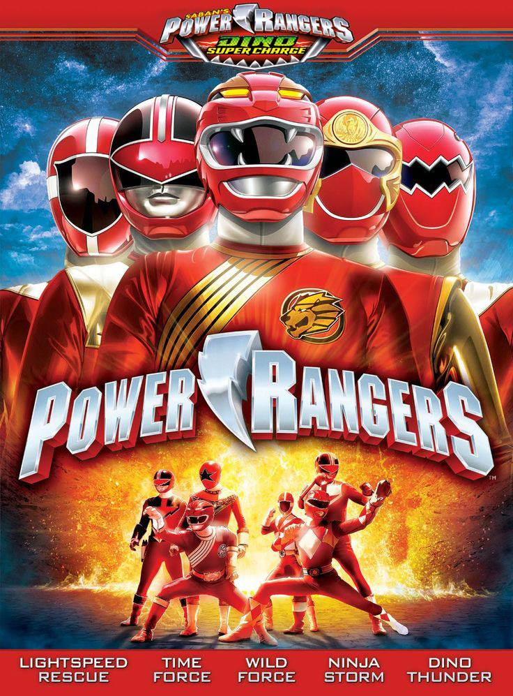 فيلم Power Rangers Dino Charge 2015 مترجم