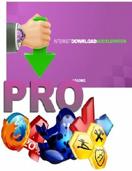 برنامج التحميل Internet Download Accelerator Pro 6.12.1.1542 Multilingual