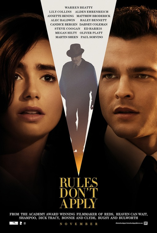 فيلم Rules Don't Apply 2016 مترجم