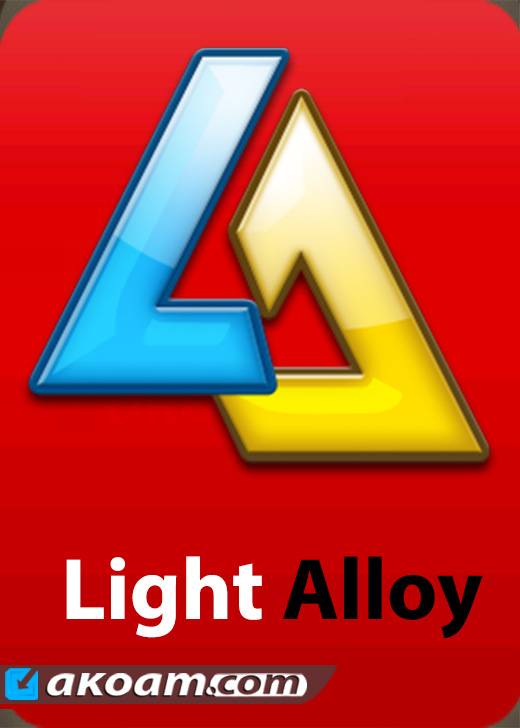 برنامج Light Alloy 4.9.2 Build 2516 Final