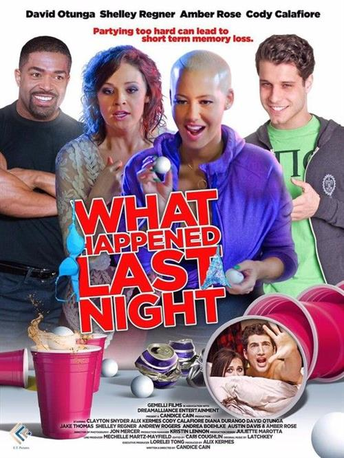 فيلم What Happened Last Night 2016 مترجم