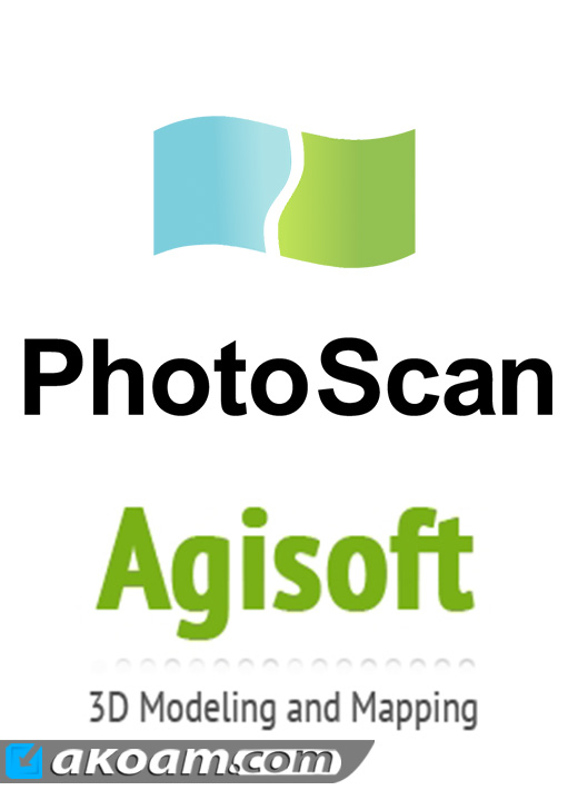 برنامج Agisoft PhotoScan Professional 1.3.0 build 3772
