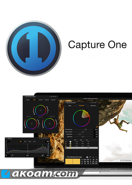 برنامج Capture One Pro 10.0.2.8 Multilingual