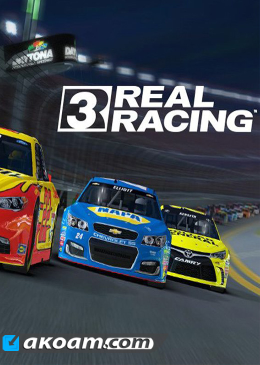 لعبة Real Racing 3 V5.1.0 Modded