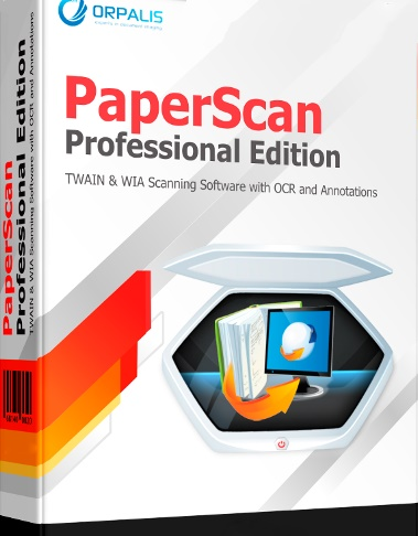 برنامج ORPALIS PaperScan Professional Edition 3.0.34