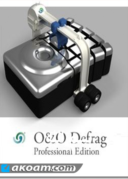 برنامج O&O Defrag Professional Edition 20.0 Build 465