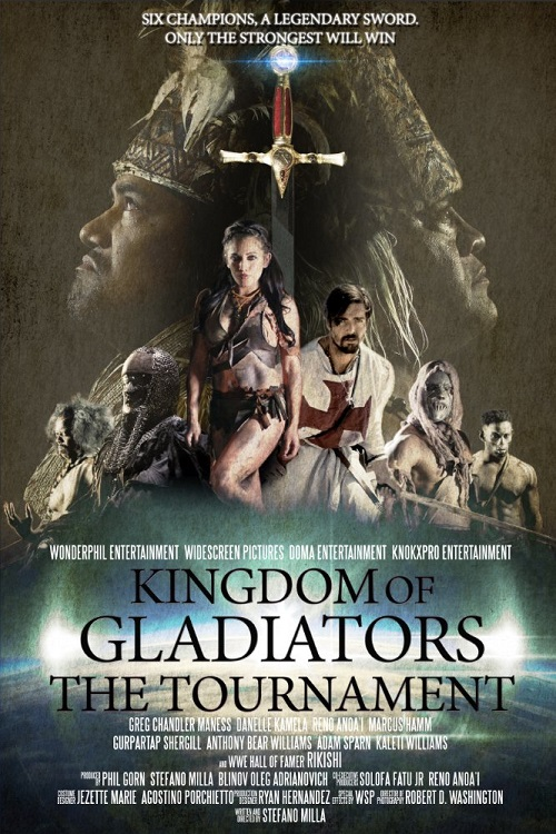 فيلم Kingdom of Gladiators, the Tournament 2017 مترجم