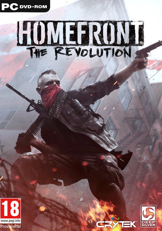 لعبة Homefront The Revolution Black Box