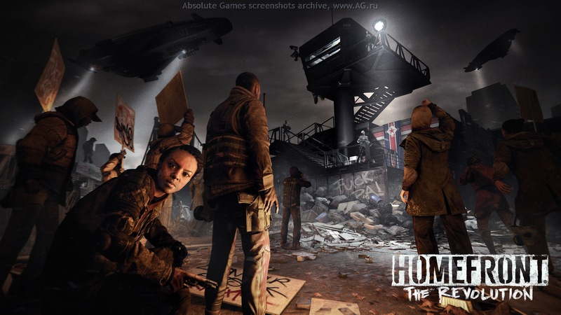 Homefront,Homefront The Revolution,Revolution,Repack,الاكشن,القتال,المغامرات,Homefront The Revolution Black Box,Black Box,البلاك بوكس
