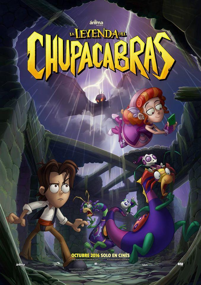 فيلم The Legend of Chupacabras 2016 مترجم