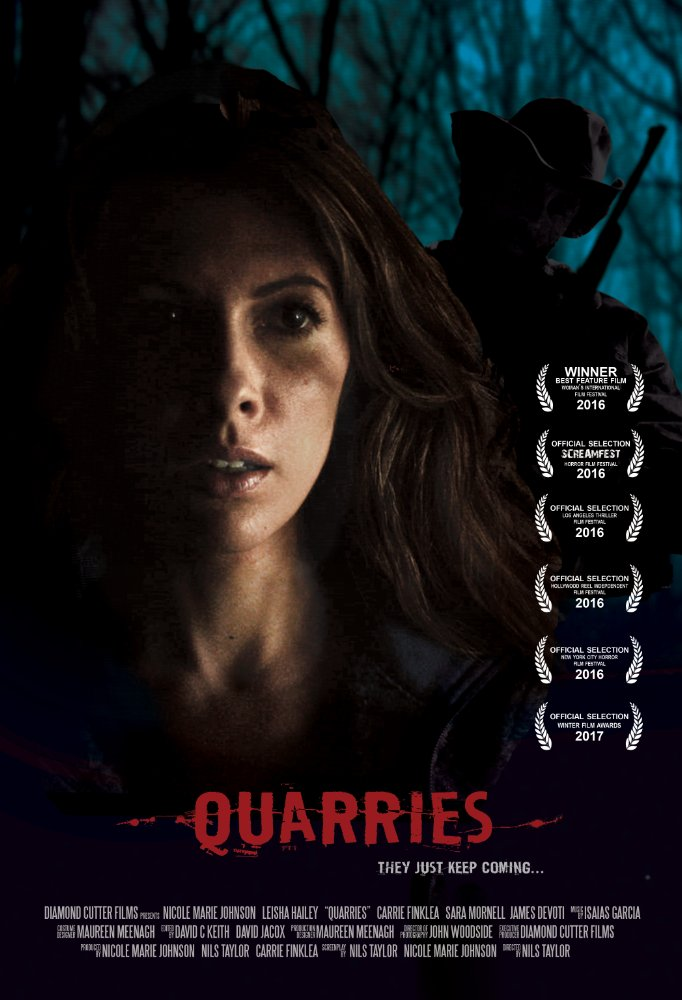 فيلم Quarries 2016 مترجم