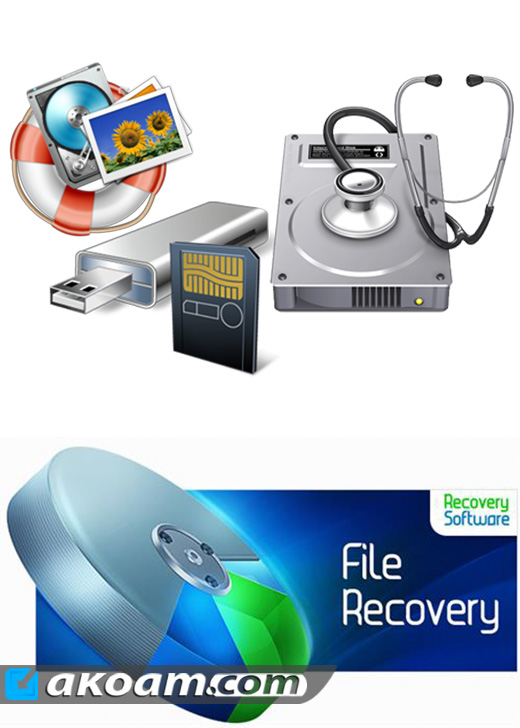برنامج RS Recovery Software 2017