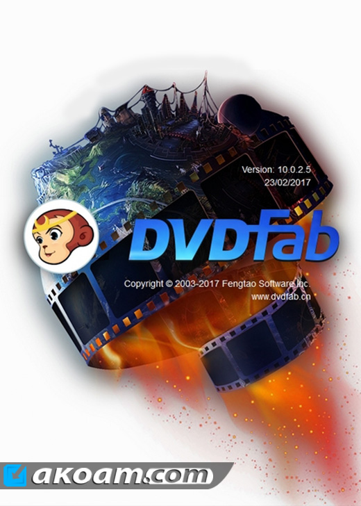 برنامج DVDFab 10.0.2.8 Final Multilanguage