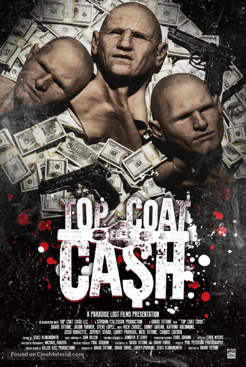 فيلم Top Coat Cash 2017 مترجم
