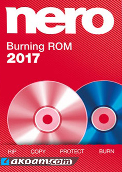 برنامج Nero Burning ROM 2017 18.0.01300 Multilingual