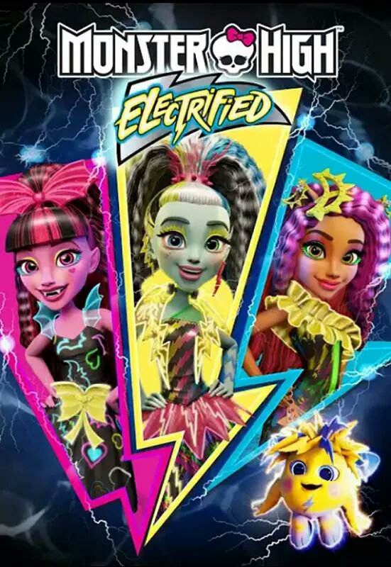 فيلم Monster High: Electrified 2017 مترجم