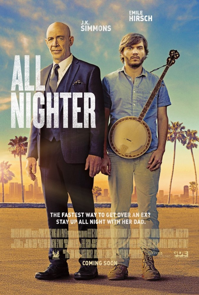فيلم All Nighter 2017 مترجم