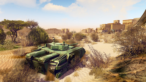 Infinite Tanks -SKIDROW,Infinite Tanks,SKIDROW,الاكشن,حروب الدبابات