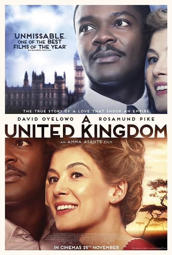 فيلم A United Kingdom 2016 مترجم