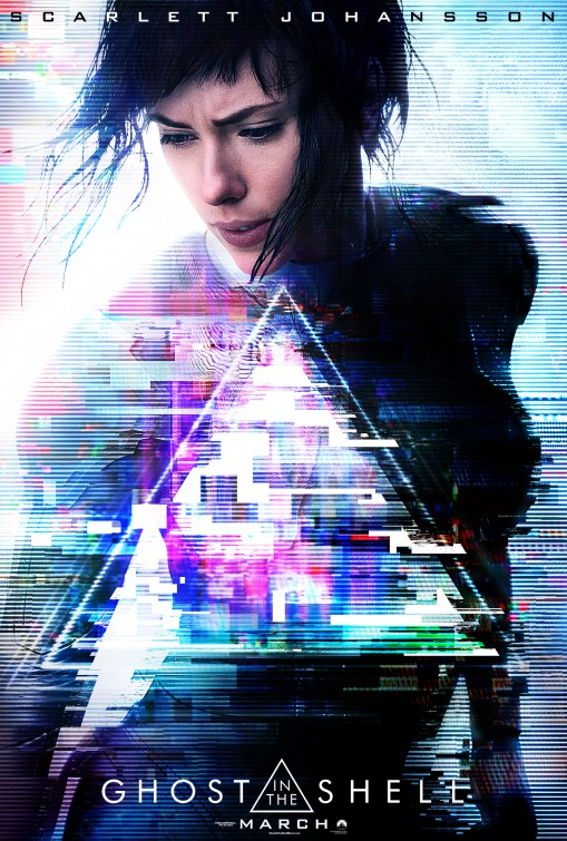 فيلم Ghost in the Shell 2017 مترجم HDCAM