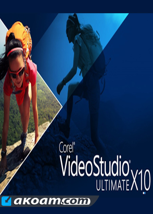 برنامج المونتاج Corel VideoStudio Ultimate X10 v20.1.0.14 Multilingual