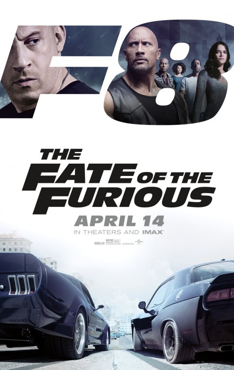 فيلم The Fate of the Furious 2017 مترجم HDTS