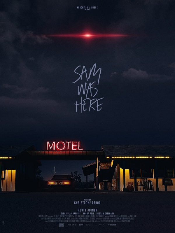 فيلم Sam Was Here 2016 مترجم