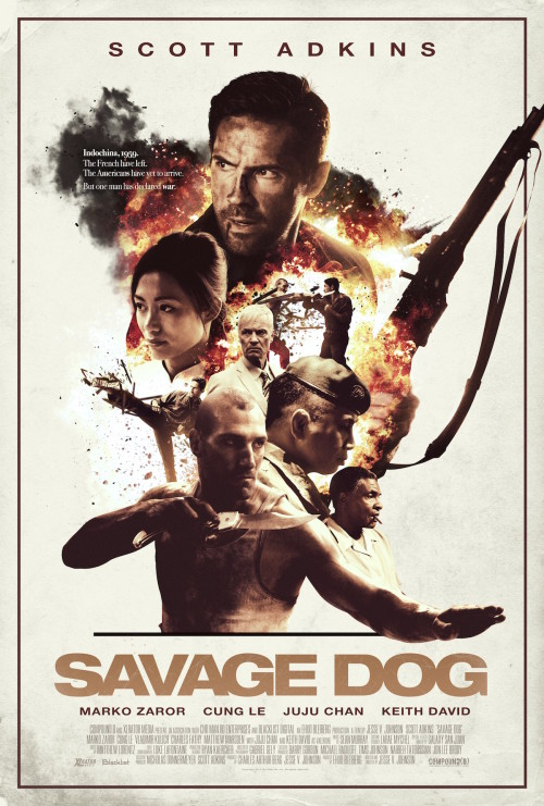 فيلم Savage Dog 2017 مترجم