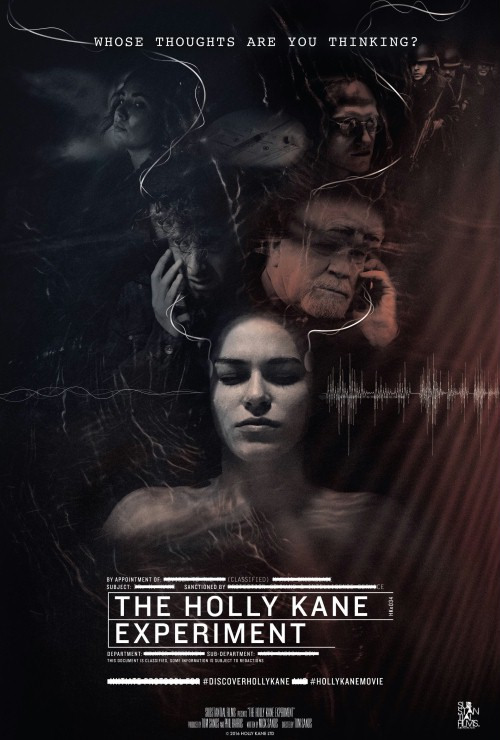 فيلم The Holly Kane Experiment 2017 مترجم