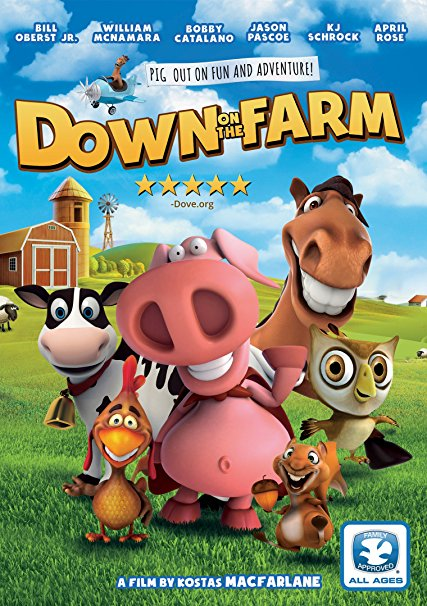فيلم Down on the Farm 2017 مترجم