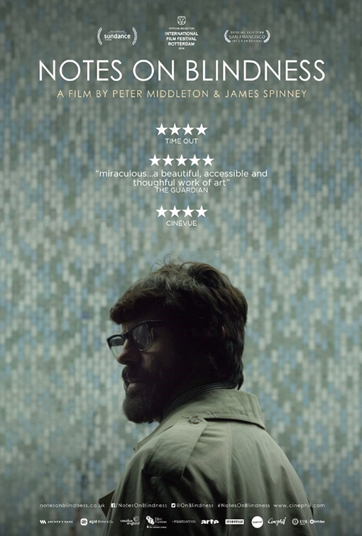 فيلم Notes On Blindness 2016 مترجم