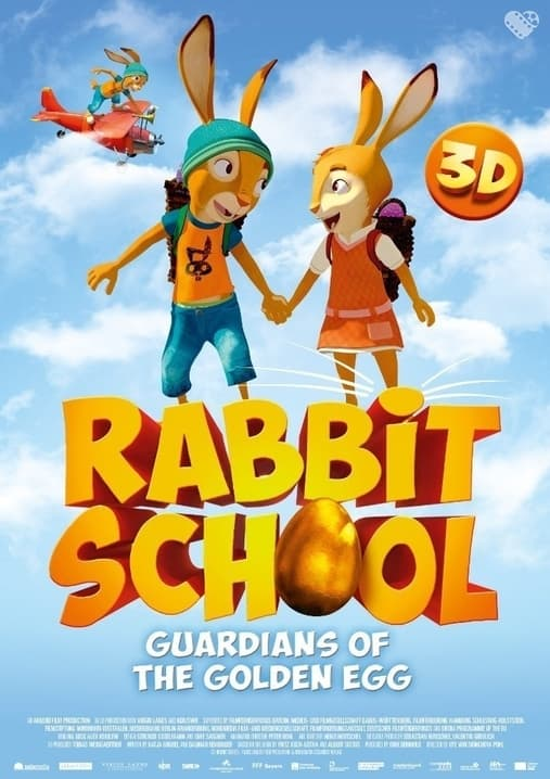 فيلم Rabbit School Guardians Of The Gold 2017 مترجم