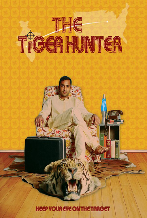 فيلم The Tiger Hunter 2016 مترجم