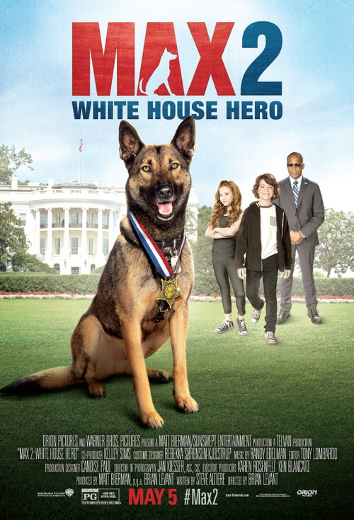 فيلم Max 2: White House Hero 2017 مترجم