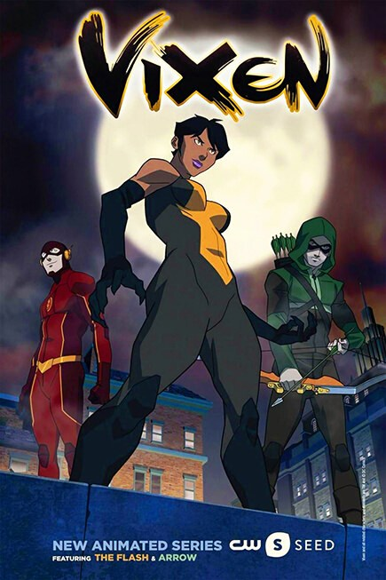 فيلم Vixen The Movie 2017 مترجم