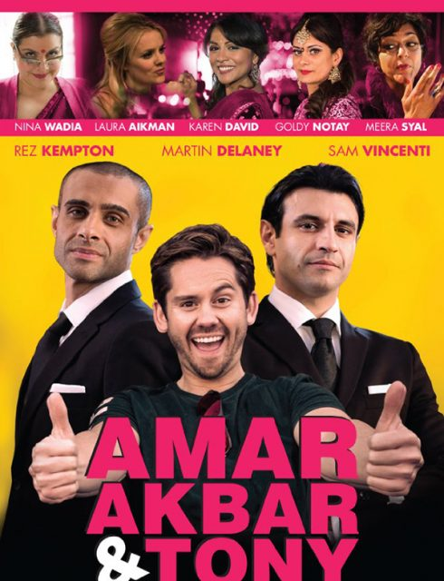 فيلم Amar Akbar And Tony 2016 مترجم