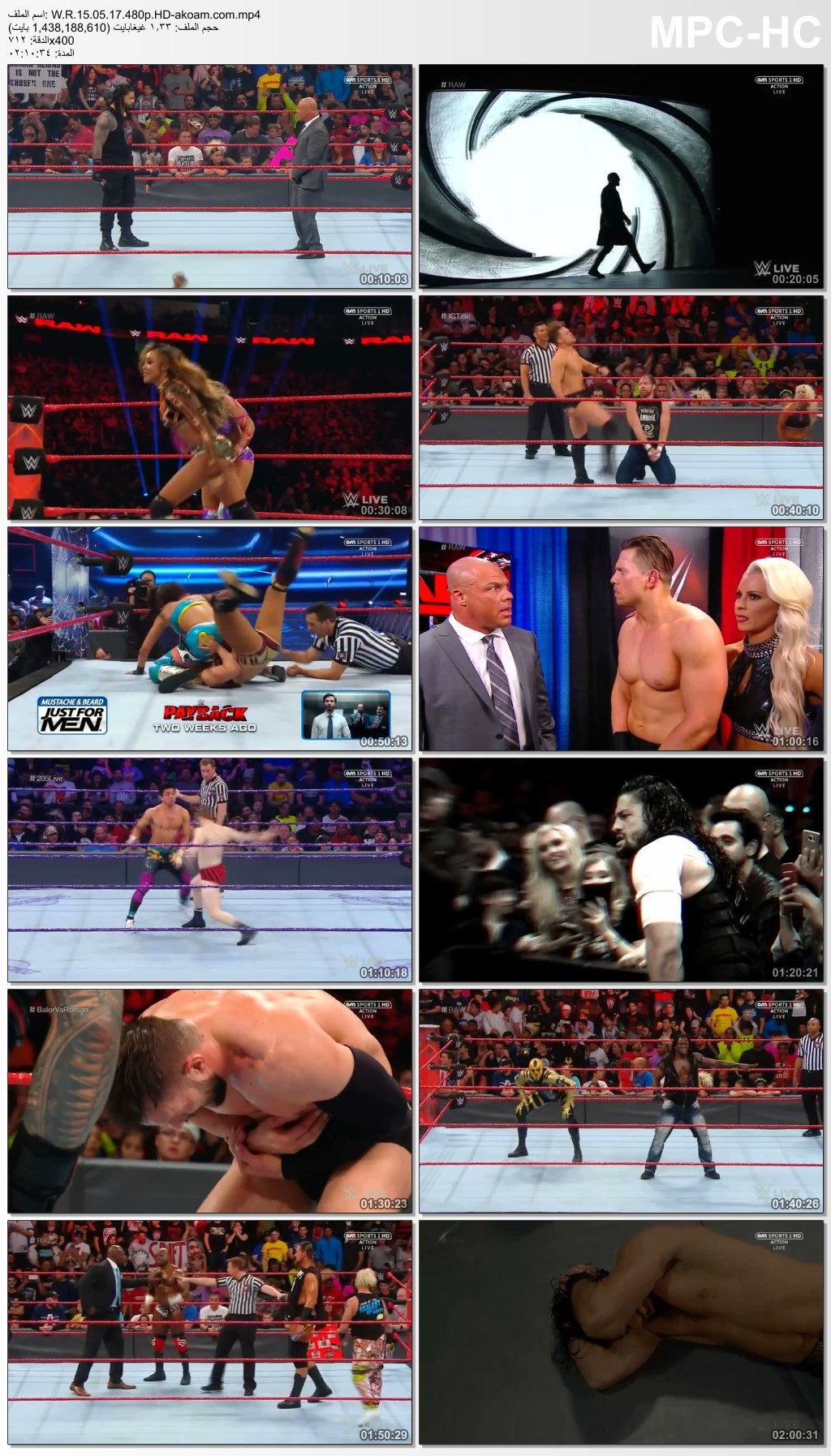 WWE Monday Night Raw,WWE,Raw