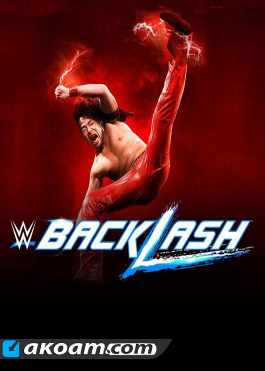 مهرجان WWE BackLash 2017