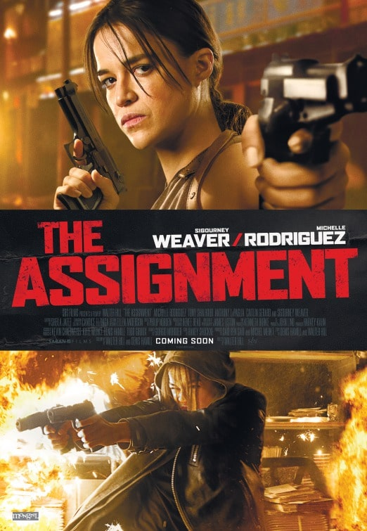 فيلم The Assignment 2016 مترجم