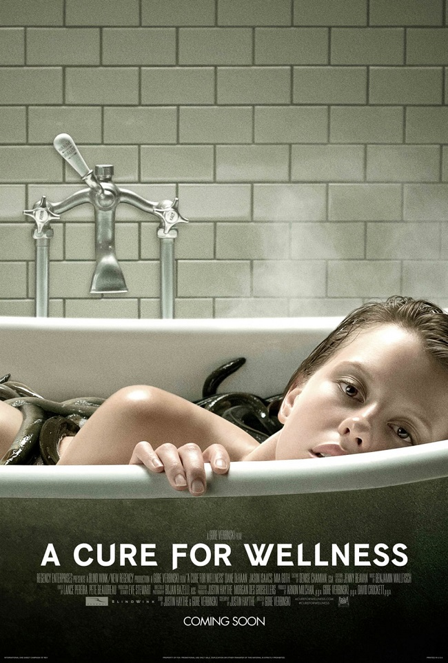 فيلم A Cure for Wellness 2017 مترجم