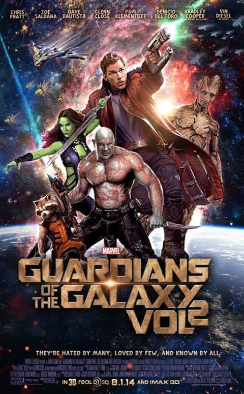 فيلم Guardians of the Galaxy Vol. 2 2017 مترجم HDTC