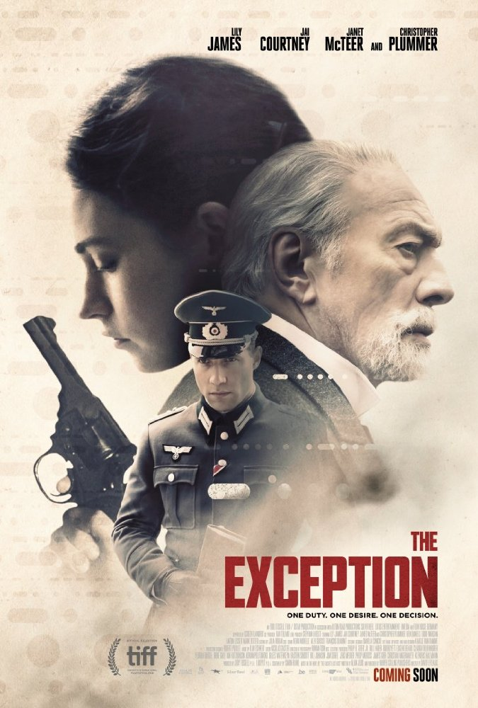 فيلم The Exception 2016 مترجم
