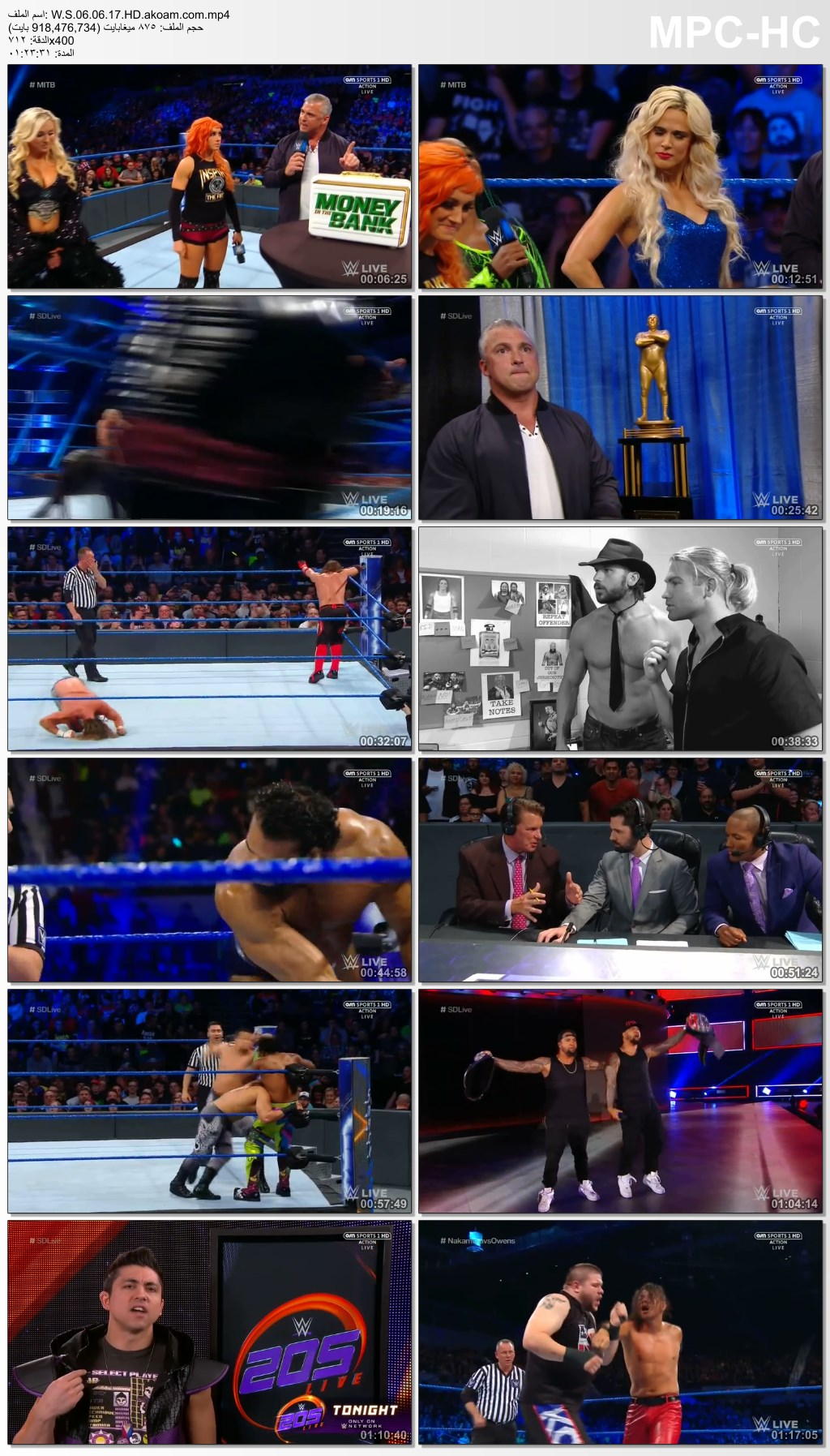 WWE Smackdown 2017,WWE,Smackdown