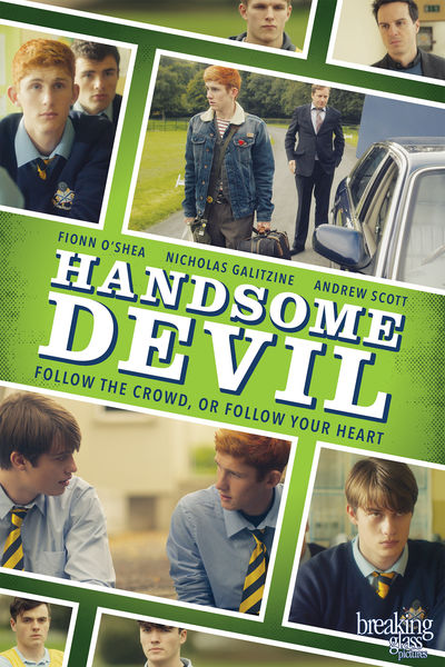 فيلم Handsome Devil 2016 مترجم