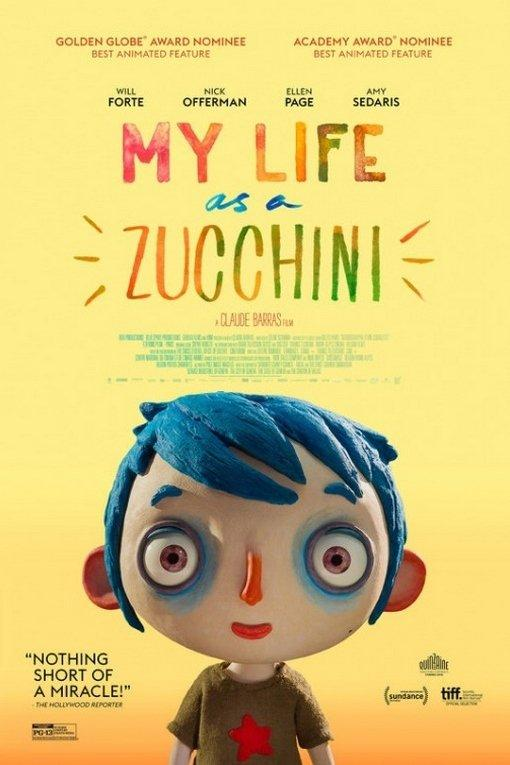 فيلم My Life as a Zucchini 2016 مترجم