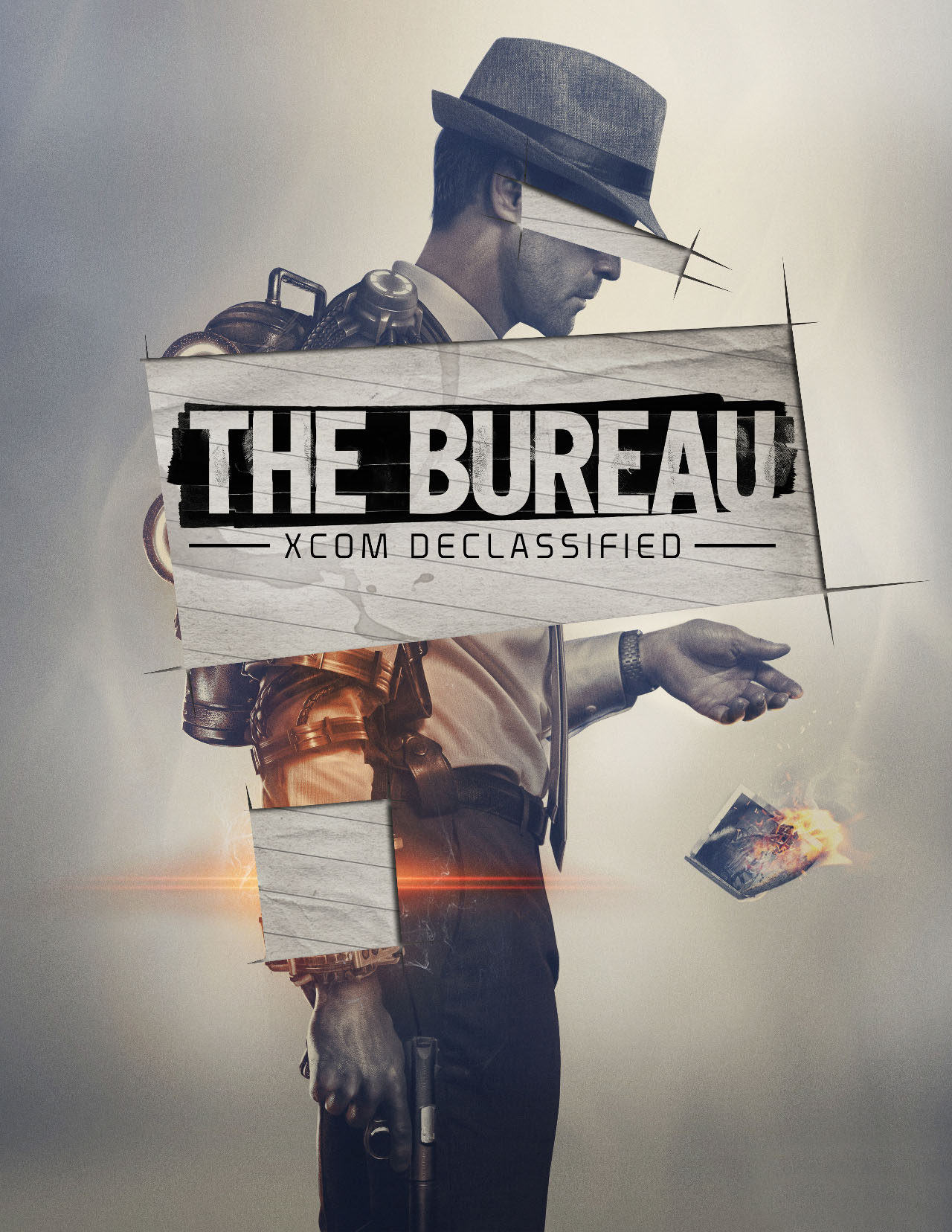 لعبة The Bureau XCOM Declassified ريباك فريق RG Mechanics
