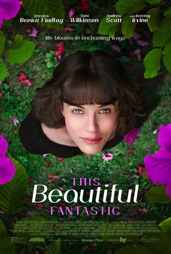 فيلم This Beautiful Fantastic 2016 مترجم