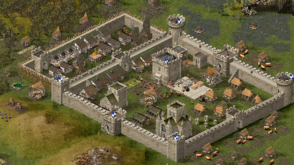 Stronghold HD Enhanced Edition,Enhanced,Stronghold,Edition,TiNYiSO,strategy,games,cracked,العاب,استراتيجية,كاملة,صلاح,الدين,كراك