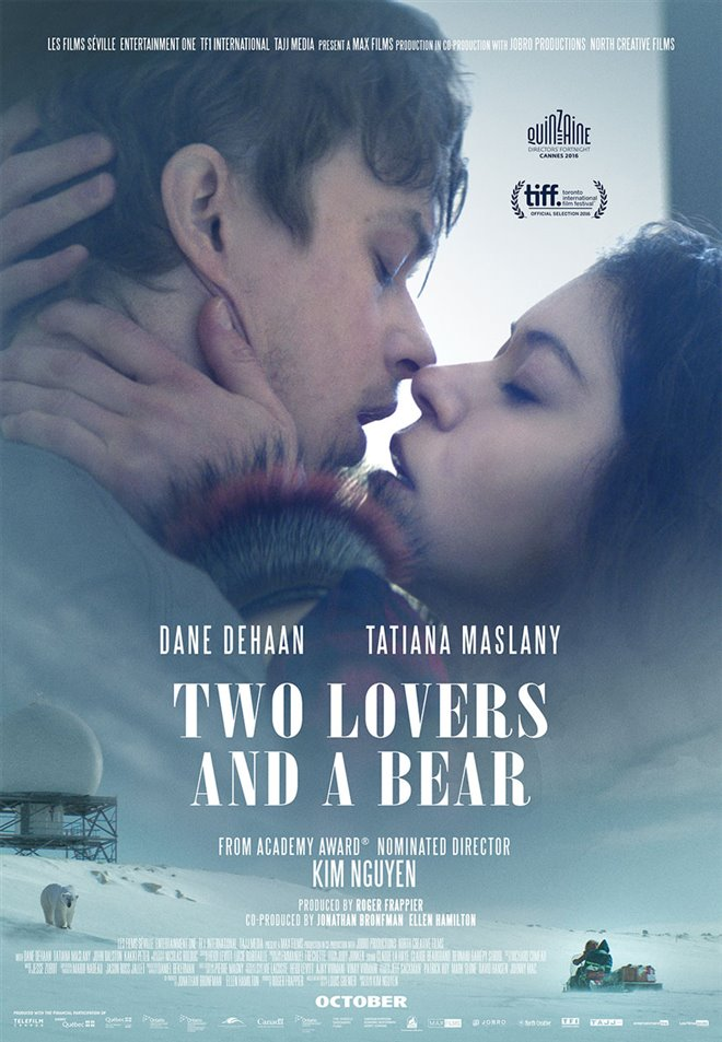 فيلم Two Lovers And A Bear 2016 مترجم